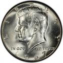 1967 Kennedy Half Dollar Value