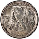 1946 Walking Liberty Half Dollar Value
