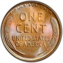 1940 Lincoln Wheat Pennies Value