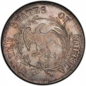 1797 Draped Bust Silver Dollar Value