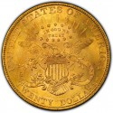 1890 Liberty Head Double Eagle Value