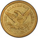 1842 Liberty Head $2.50 Gold Quarter Eagle Coin values