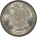 1881 Morgan Silver Dollar Value
