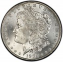 1886 Morgan Silver Dollar Value