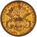 1886 Liberty Head Double Eagle Value