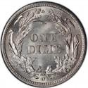 1905 Barber Dime Value