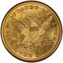 1847 Liberty Head $10 Gold Eagle Values
