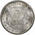 1890 Morgan Silver Dollar