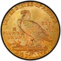 1925 Indian Head $2.50 Quarter Eagle Value