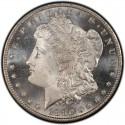 1880 Morgan Silver Dollar Value