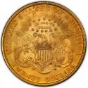 1893 Liberty Head Double Eagle Value