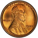 1925 Lincoln Wheat Pennies