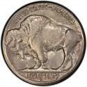 1917 Buffalo Nickel Dollar