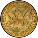 1847 Liberty Head Half Eagles values