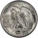 1933 Walking Liberty Half Dollar Value