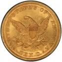 1839 Liberty Head $10 Gold Eagle Values
