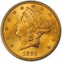 1895 Liberty Head Double Eagle