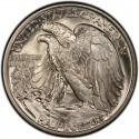 1942 Walking Liberty Half Dollar Value