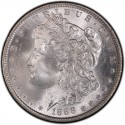 1888 Morgan Silver Dollar Value