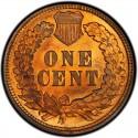 1892 Indian Head Pennies Values