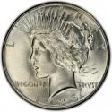 1935 Peace Dollar Value