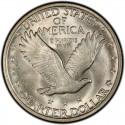 1919 Standing Liberty Quarter Value