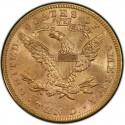 1893 Liberty Head $10 Gold Eagle Values