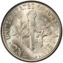 1950 Roosevelt Dime Value