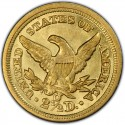 1847 Liberty Head $2.50 Gold Quarter Eagle Coin values
