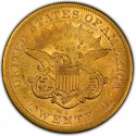 1866 Liberty Head Double Eagle Value