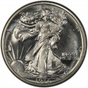 1936 Walking Liberty-half Dollar