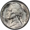 1945 Jefferson Nickel