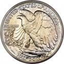 1947 Walking Liberty Half Dollar Value
