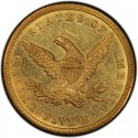 1840 Liberty Head Half Eagles