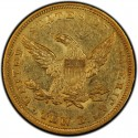 1843 Liberty Head $10 Gold Eagle Value