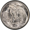 1935 Walking Liberty Half Dollar Value