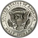 1970 Kennedy Half Dollar