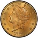 1894 Liberty Head Double Eagle