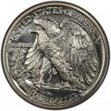 1936 Walking Liberty-half Dollar Value