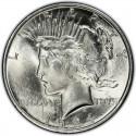 1924 Peace Dollar Value