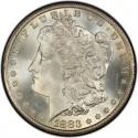 1883 Morgan Silver Dollar Value