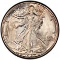 1927 Walking Liberty Half Dollar