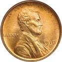 1910 Wheat Pennies
