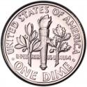1960 Roosevelt Dime Value