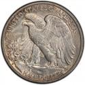 1923 Walking Liberty Half Dollar value