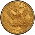 1901 Liberty Head Half Eagles values