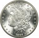 1889 Morgan Silver Dollar Value