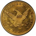 1848 Liberty Head $10 Gold Eagle Values