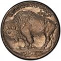1920 Buffalo Nickel Dollar