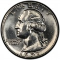 1957 Washington Quarter Value